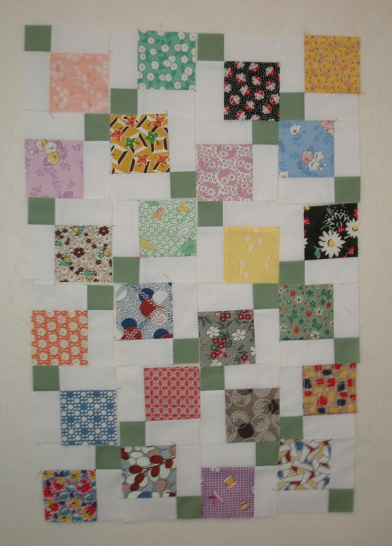 schnelle patch projekt quilt strip treasury