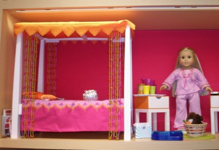 When. Blog Archive   A Trip to the American Girl Store