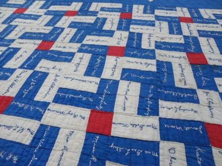 vintage quilts : signature quilts - Adamdwight.com